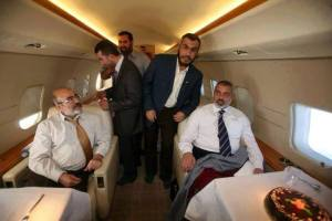 These are top Hamas leaders.