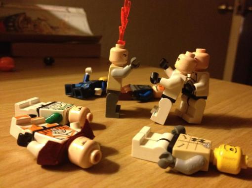Lego Revival