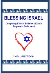 Blessing Israel cover photo