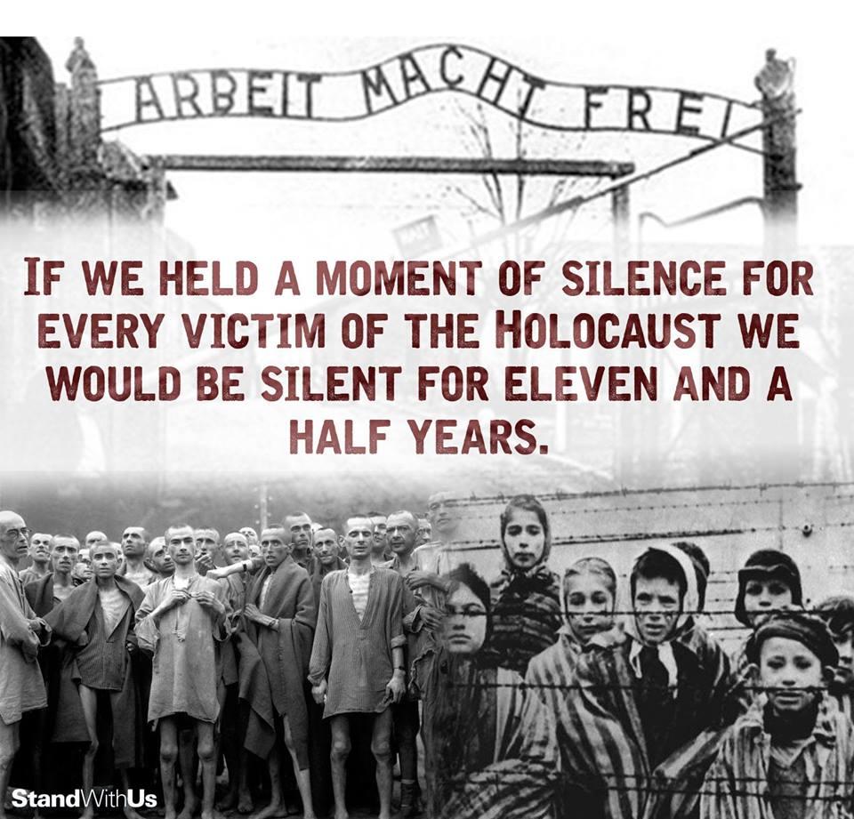Holocaust day 2017