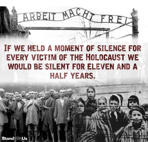 Holocaust day 2017