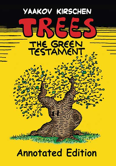 Trees400 cover