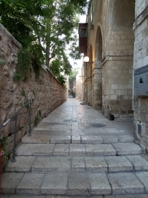 Old city street 7-17