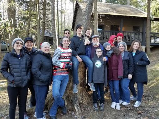 Roan Mt 2017 family