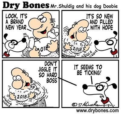 Dry Bones 2018