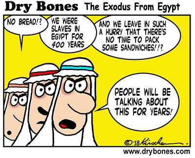 Dry Bones No Bread