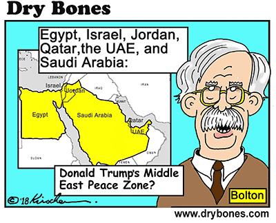 Dry Bones Enter John Bolton