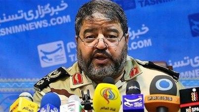 Iran general cloud theft