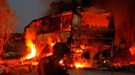 BUS-FIRE-GAZA-12.11.18