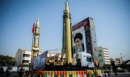 annihilate israel - iran