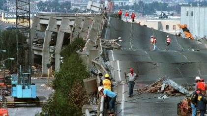 earthquake oakland 1989