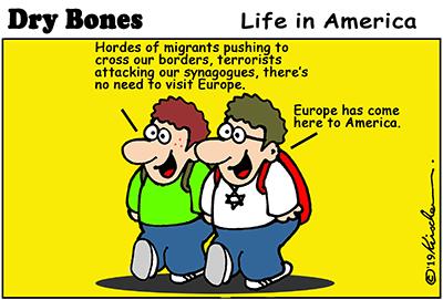 Dry Bones America