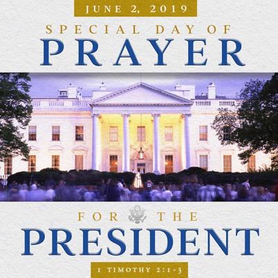 Pray for President