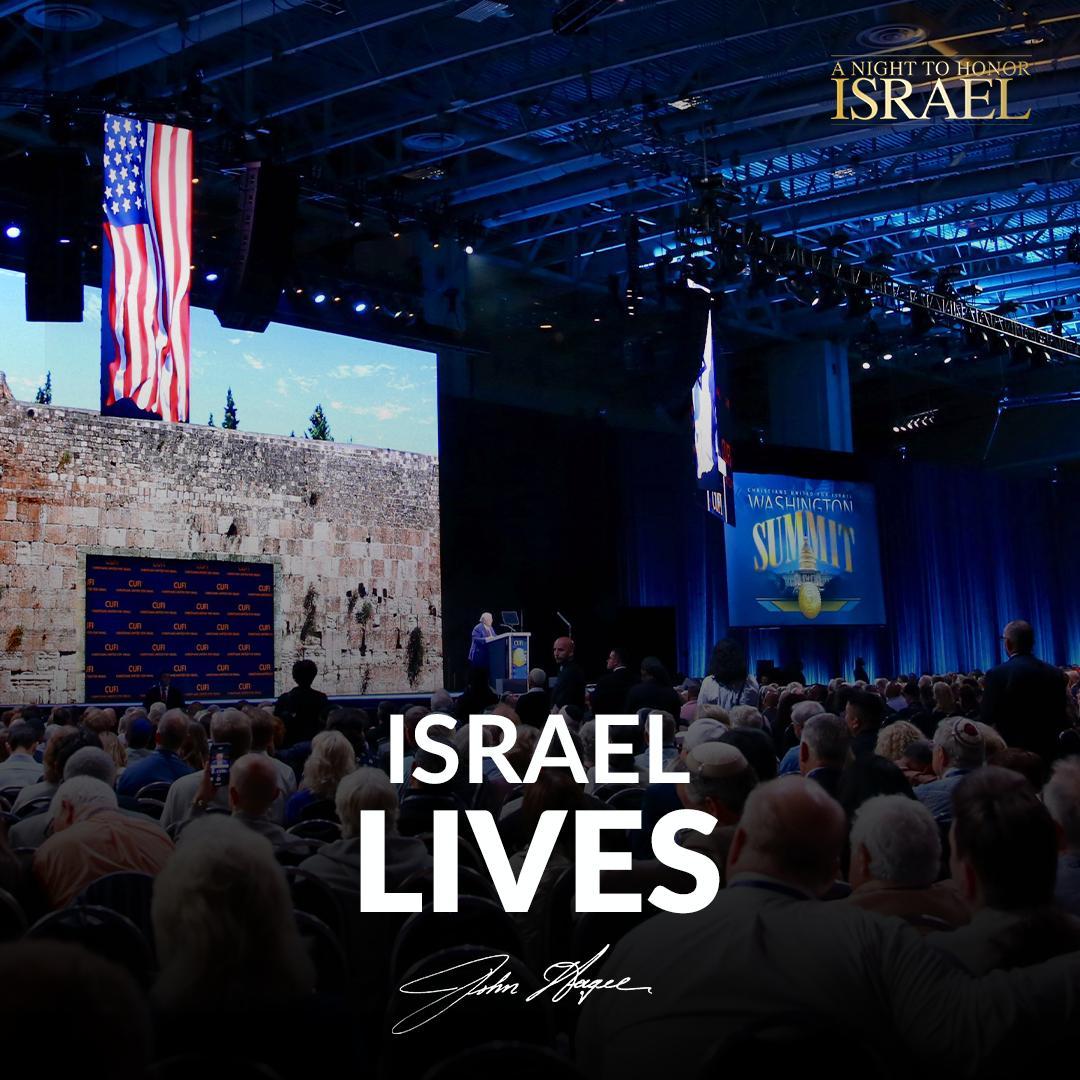 Israel lives