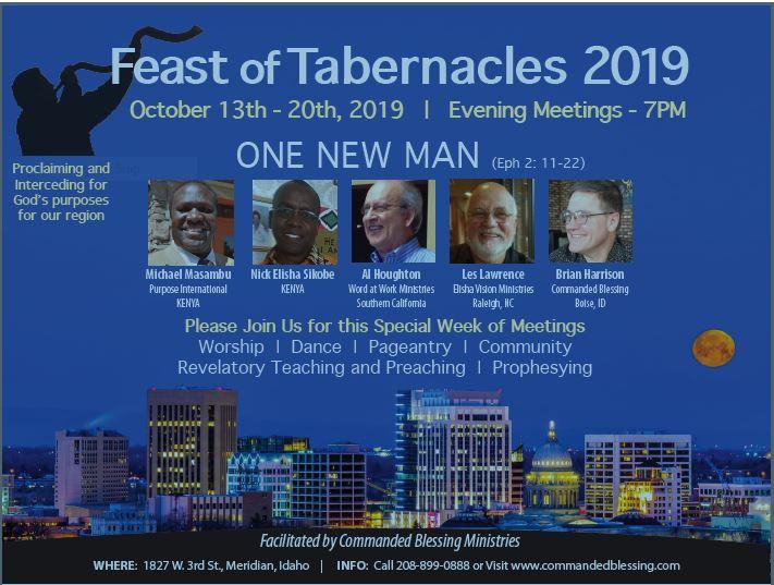Idaho Feast of Tab Conf