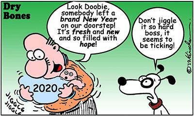 Dry Bones 2020