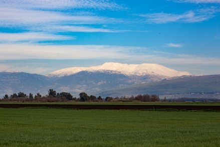 Hula Valley & Mt Hermon