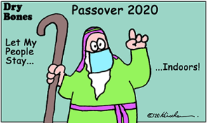 Dry Bones Passover 2020