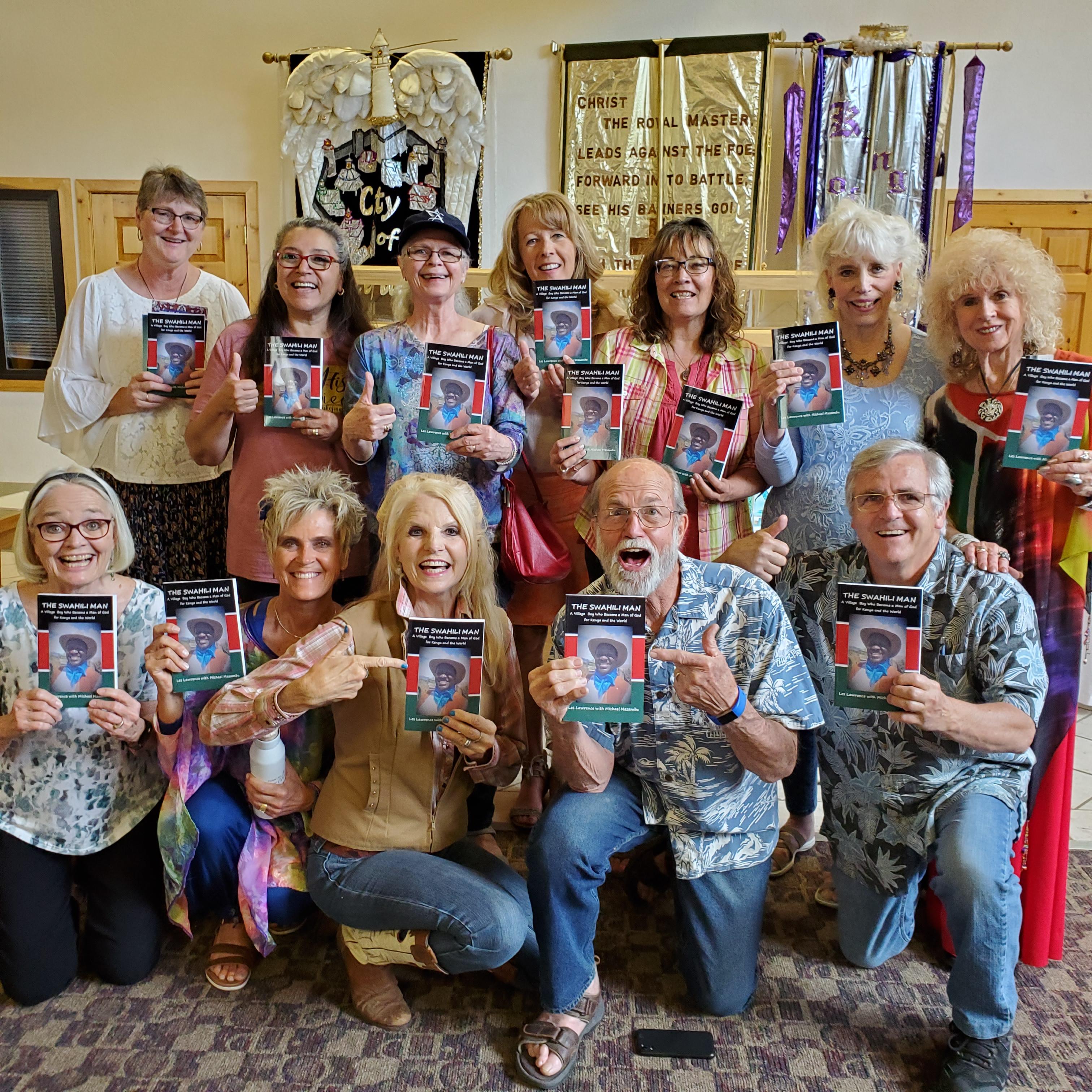 MKM Book launch 6-5-21