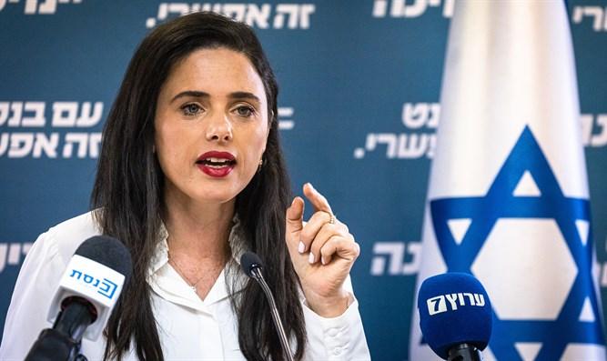 MK Ayelet Shaked