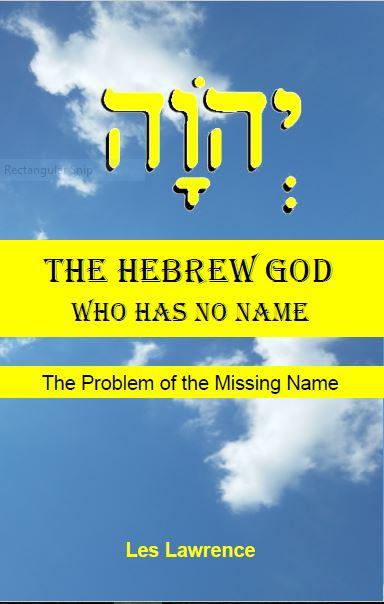Hebrew God cover photo